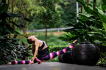 Ronda Striped Leggings and Glory Blush Muscle Tank Kitara Rouge