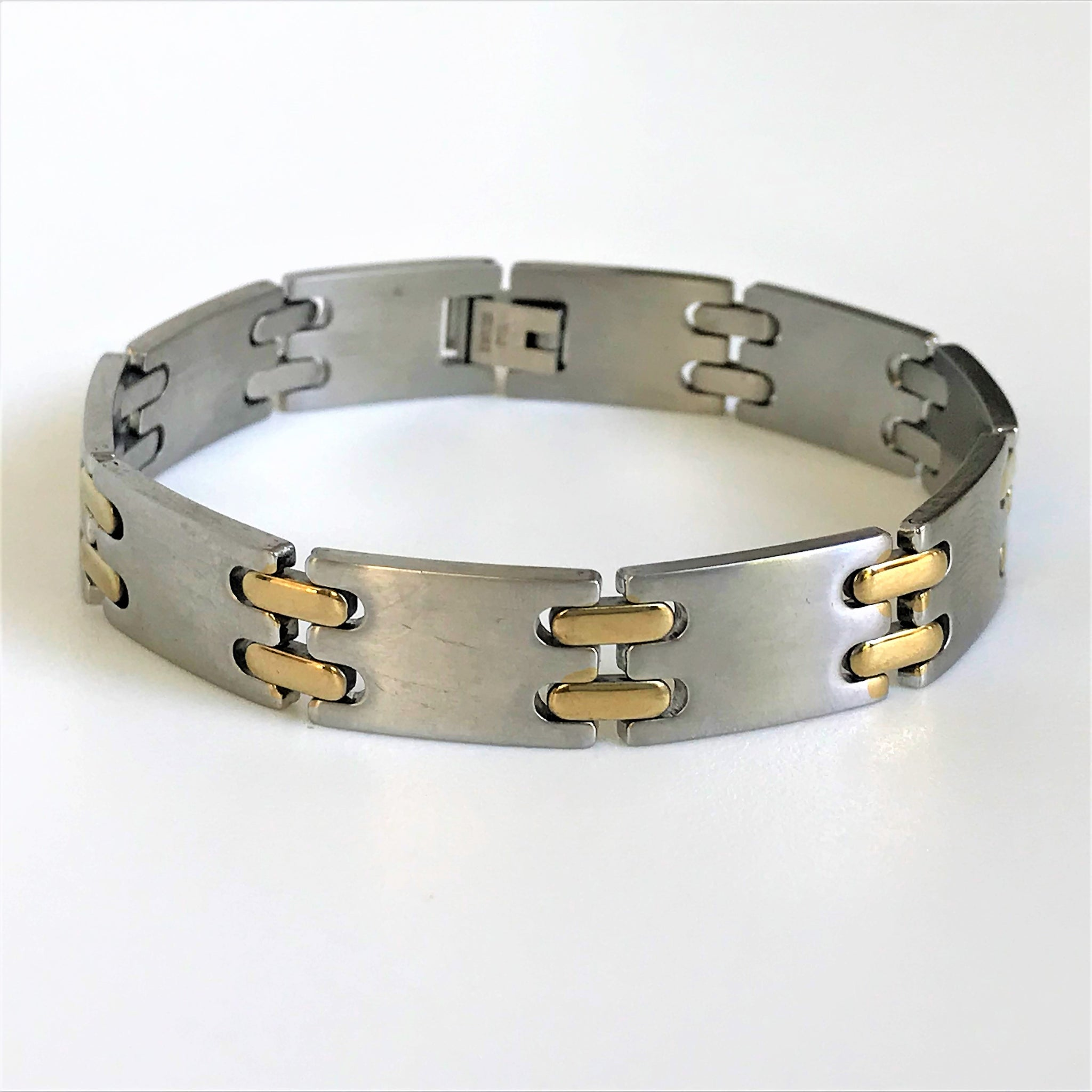 Stainless Steel Man's Bracelet