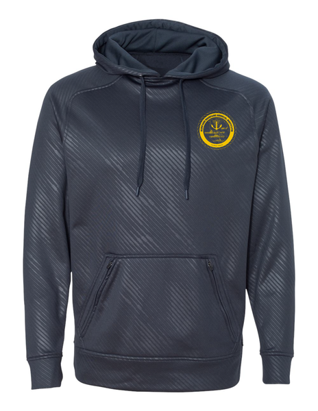 Performance Hoodie 100% Poly - NOT Chamber safe