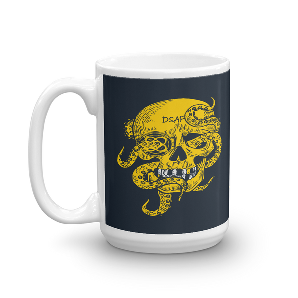 Deep Sea or Die mug