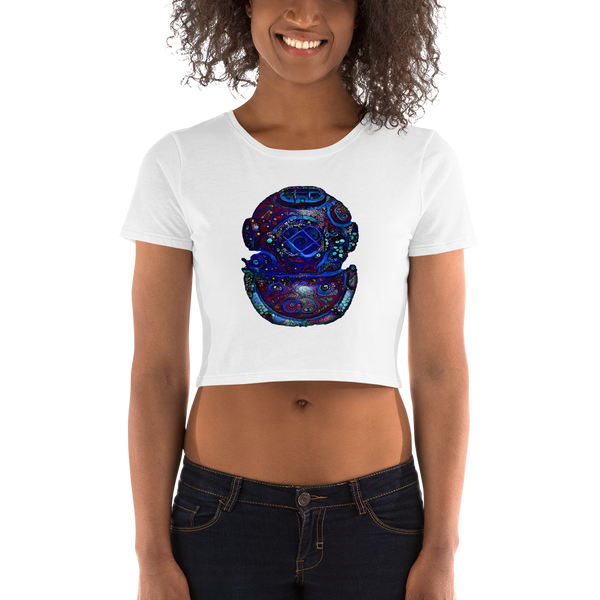 Bioluminescence Crop Top