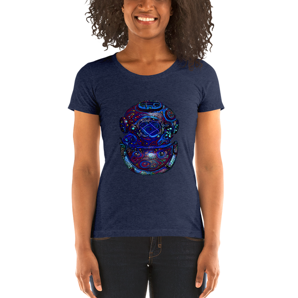 Bioluminescence short sleeve t-shirt