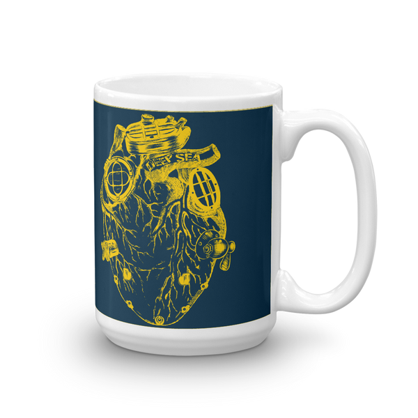 Heart of Deep Sea mug