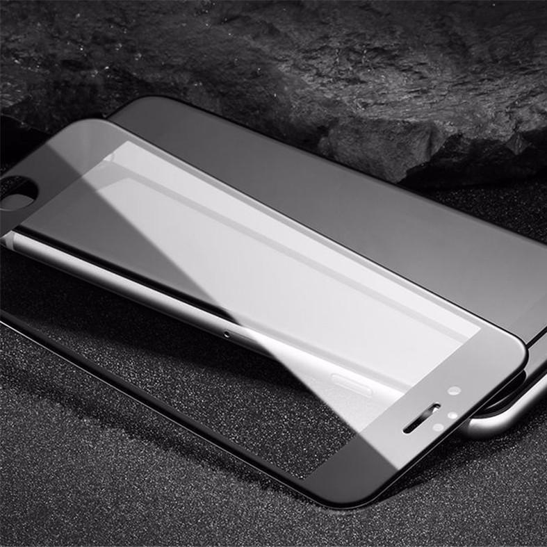 3D Tempered Glass for iPhone - Happiness Idea
