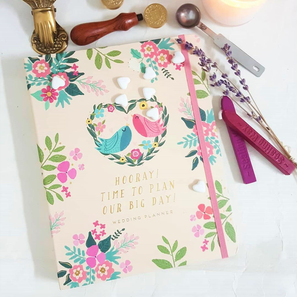 Hooray! Floral Wedding Planner