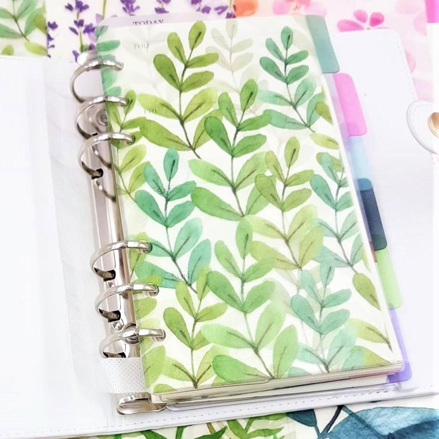 A6 Planner Divider - Happiness Idea