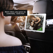 Load image into Gallery viewer, Baseus Car Headrest Mount - Happiness Idea