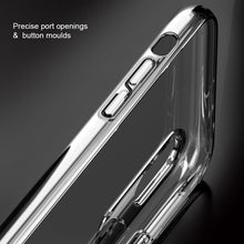 Load image into Gallery viewer, Camera Defender Clear Case for iPhone - Happiness Idea