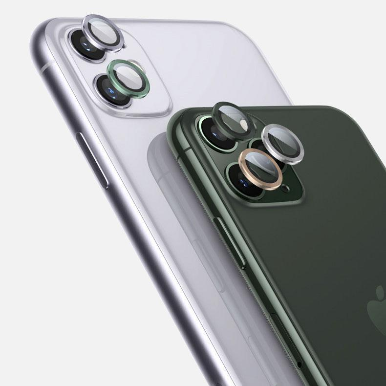 Camera Lens Protector for iPhone 11 Series - Happiness Idea