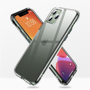 ClearGuard Impact Protection Case for iPhone - Happiness Idea
