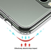 Load image into Gallery viewer, ClearGuard Impact Protection Case for iPhone - Happiness Idea