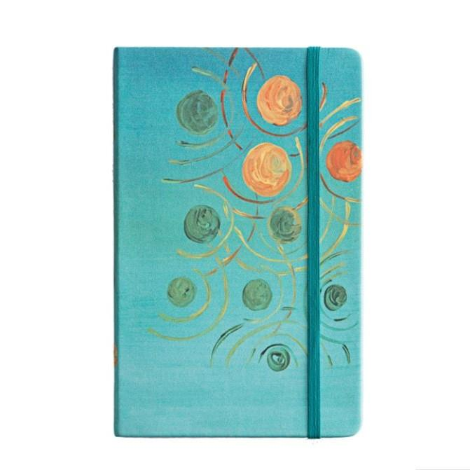 Colorful A5 Dotted Notebook - Happiness Idea