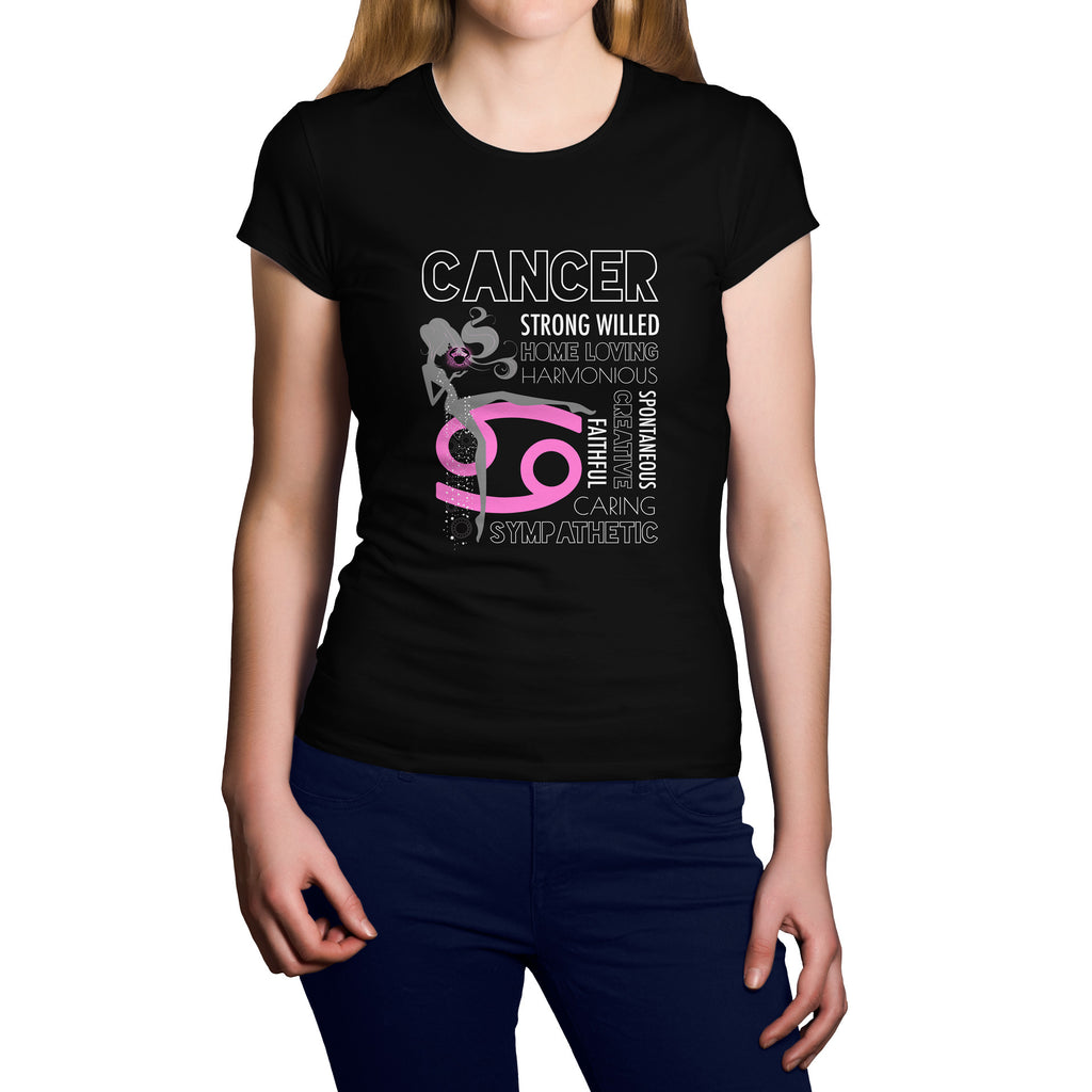 Horoscope Cancerian Short Sleeve Shirt