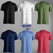 Load image into Gallery viewer, Gildan Premium Cotton Unisex T-shirt - Happiness Idea