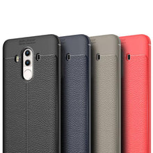 Load image into Gallery viewer, Huawei Mate 10 Pro Leather Design TPU Case - Happiness Idea
