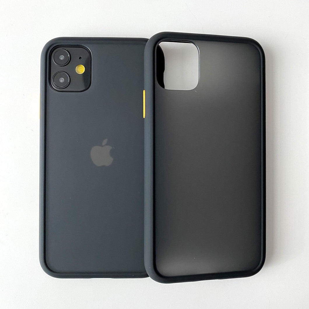 iPhone Body Guard Case - Happiness Idea