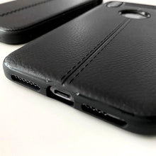 Load image into Gallery viewer, Leather Design TPU Case for iPhone