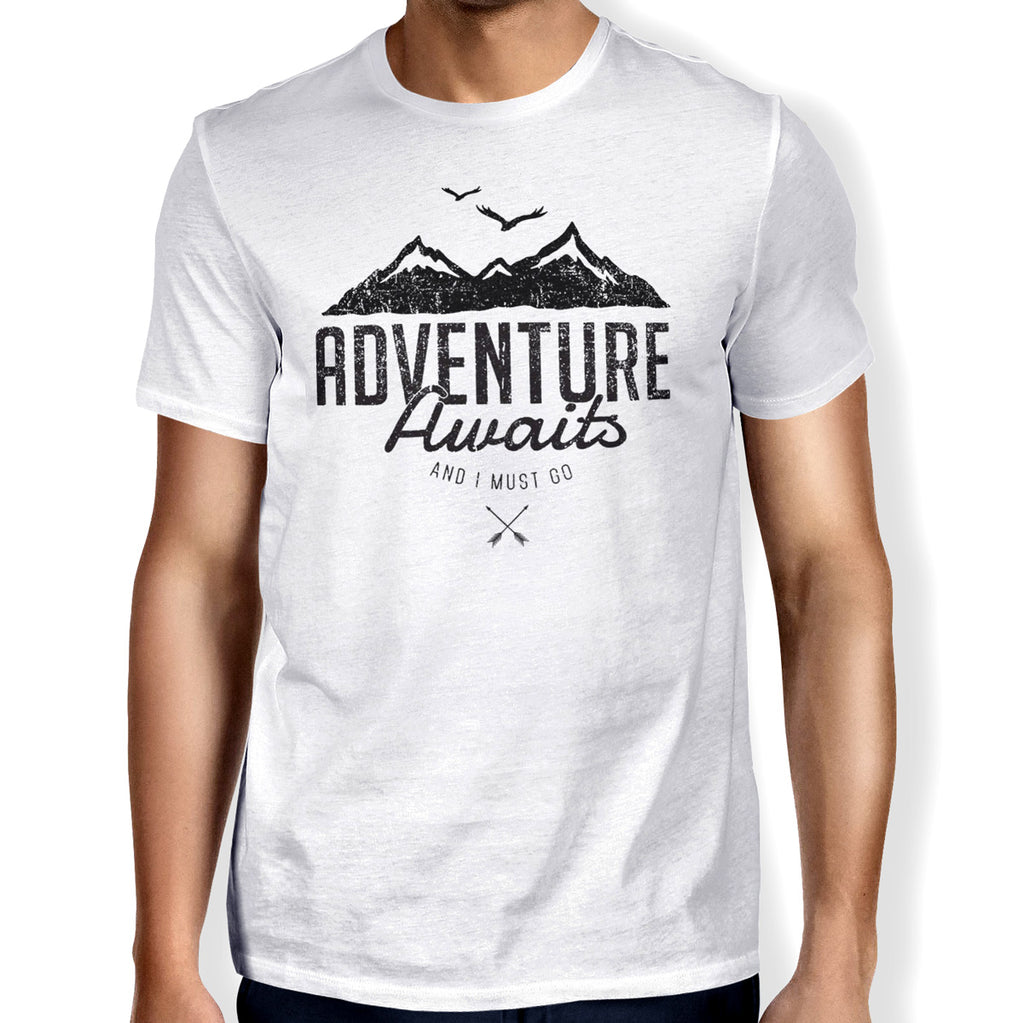 Adventure Awaits Unisex T-shirt