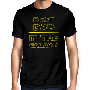 Best Dad In The Galaxy Unisex T-shirt