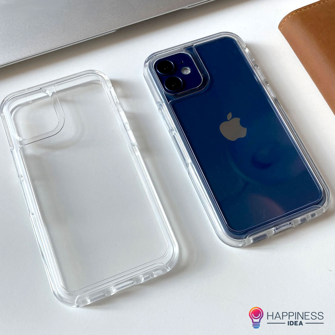 MaxProtect Transparent Clear Case for iPhone