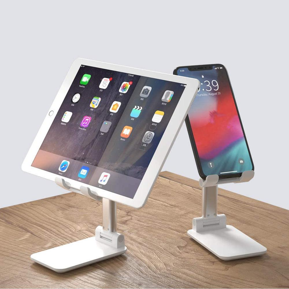 PhoneStation - Foldable Mobile Phone & Tablet Stand - Happiness Idea