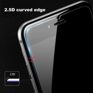 Premium 9H 0.3mm 2.5D Tempered Glass Screen Protector - Happiness Idea