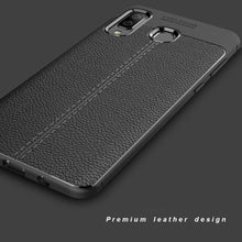 Load image into Gallery viewer, Samsung Galaxy A20 / A30 Leather Design TPU Case - Happiness Idea