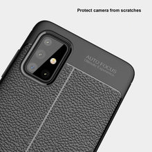 Load image into Gallery viewer, Samsung Galaxy A51 Leather Design TPU Case - Happiness Idea