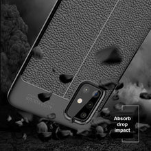 Load image into Gallery viewer, Samsung Galaxy A71 Leather Design TPU Case - Happiness Idea