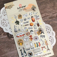 Load image into Gallery viewer, Suatelier Sticker no.1025: Reminisce - Happiness Idea