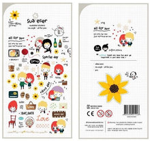 Load image into Gallery viewer, Suatelier Sticker no.1038: All For You - Happiness Idea