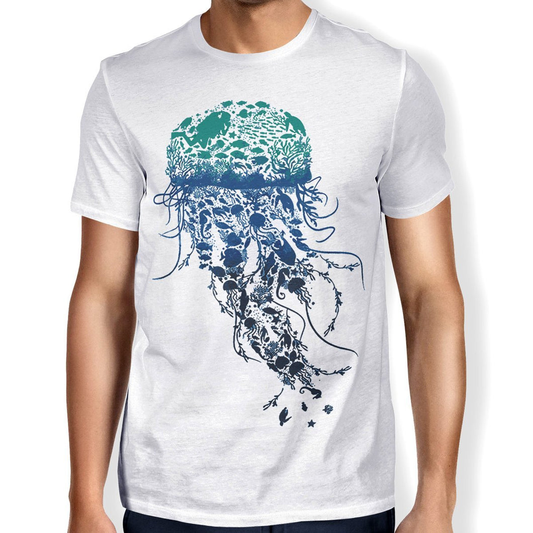 Underwater World Unisex T-shirt - Happiness Idea