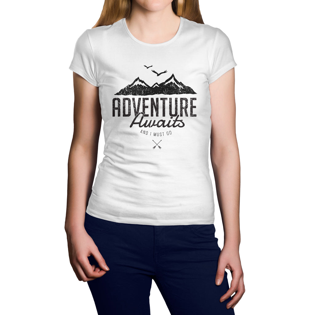 Adventure Awaits Short Sleeve Shirt