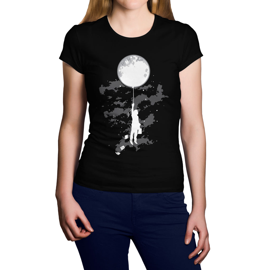 Fly Me to The Moon Short Sleeve Shirt