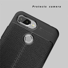 Load image into Gallery viewer, Xiaomi Redmi 6 Leather Design TPU Case - Happiness Idea