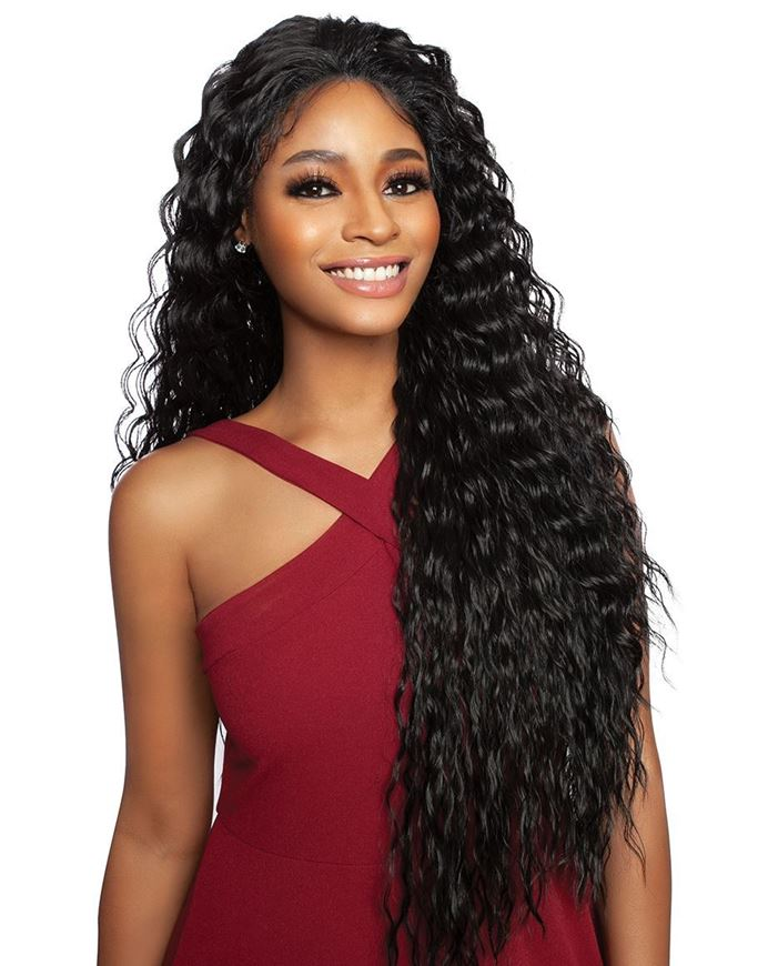 Red Carpet Synthetic Hair HD Natural Hairline Lace Wig RCHN204 RONNI