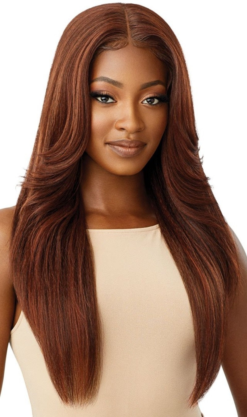 Outre Synthetic HD Lace Front Wig KIMORA