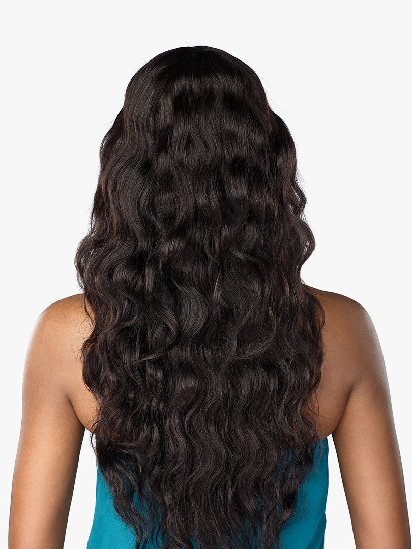 Sensationnel 100% Virgin Human Hair 10A 360 Lace Wig BODY WAVE 26""