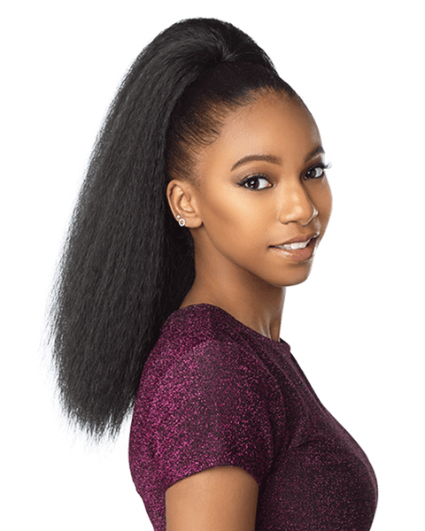 Sensationnel Instant Pony Drawstring Ponytail PERM YAKI 18