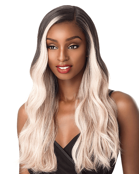 Empress Curved Part Lace Front Wig NASHA