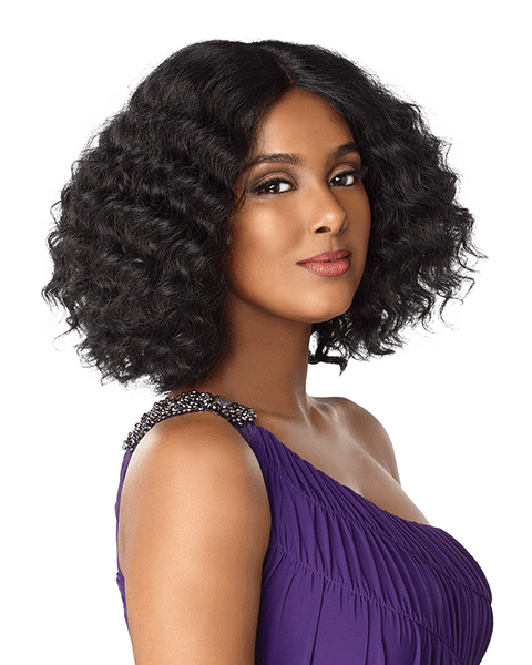 Empress Natural Center Part Lace Front Wig TRACEE