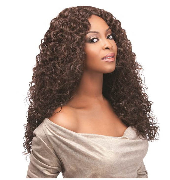 Empress Custom Lace Front Wig ITALIAN CURL