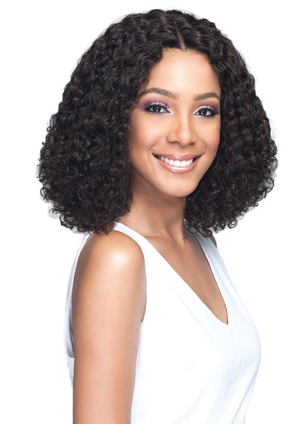 Bobbi Boss Lace Front Unprocessed Human Hair Wig MHLF803 NATAKI
