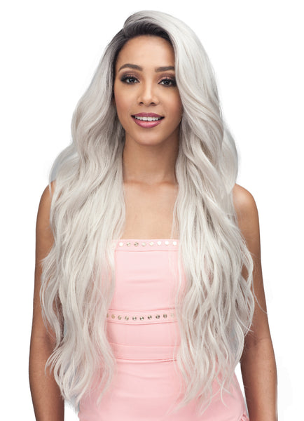 Bobbi Boss 13x4 Hand-Tied Swiss Lace Front Wig MLF332 VALERIA