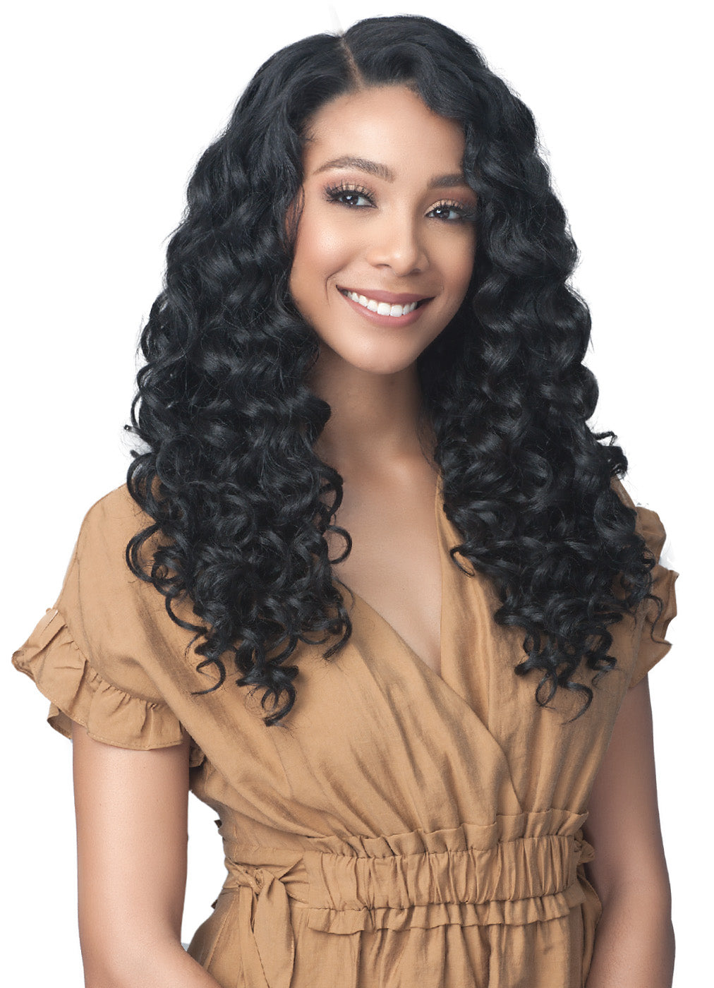 Bobbi Boss Synthetic 13x7 Glueless HD Lace Wig MLF459 LOURDES