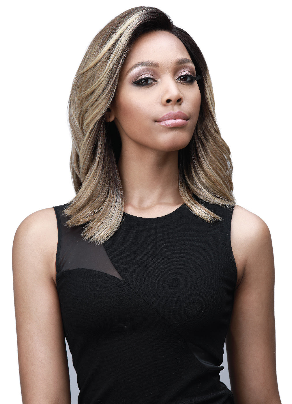 Bobbi Boss Premium Synthetic Lace Front Wig MLF366 HARLOW