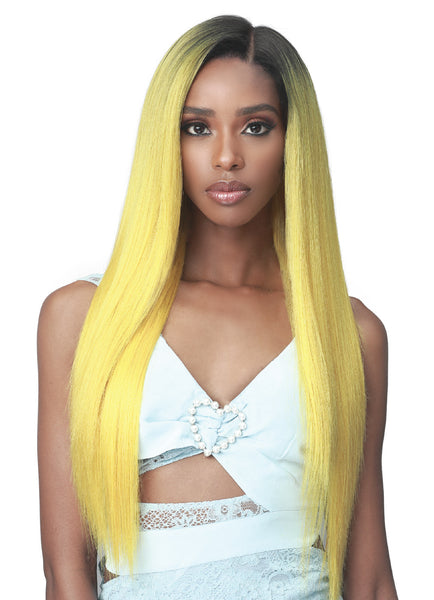 Bobbi Boss Synthetic Glueless Lace Front Wig MLF455 AYLA