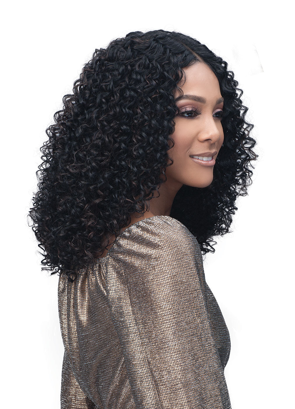 Bobbi Boss Synthetic Truly Me Lace Front Wig MLF423 BIANCA