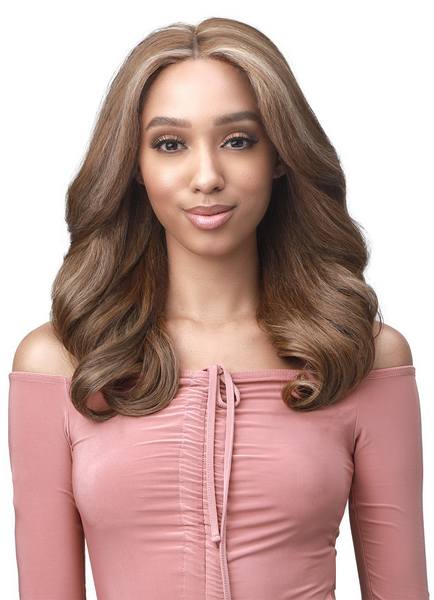 Bobbi Boss Synthetic Hair 5 inch Deep Part Lace Front Wig MLF482 JESSICA