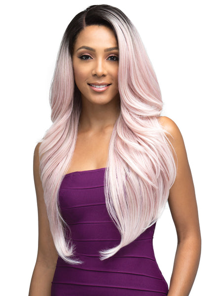 Bobbi Boss 13x4 Hand-Tied Swiss Lace Front Wig MLF320 PENELOPE (discount applied)